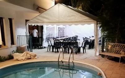 איך לבחור חברה להשכרת אוהלים?